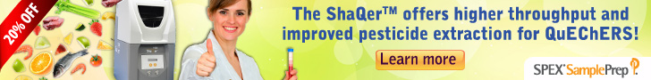 ShaQe up your Quechers method.
