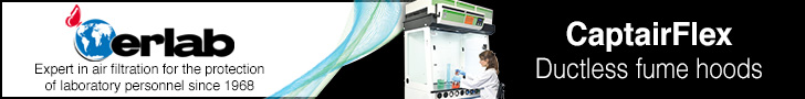 erlab - Expert in Air Filtration for the Protection of Laboratory Personnel Since 1968